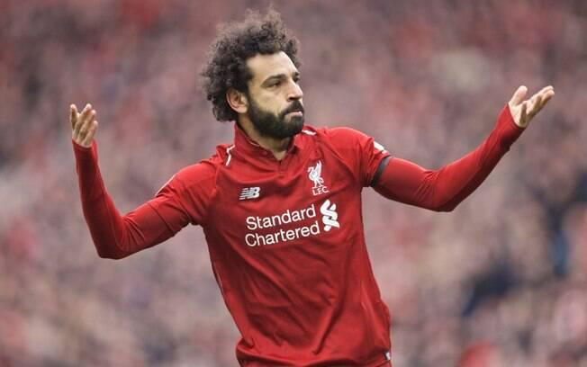 Mohamed Salah pode estar de saída do Liverpool