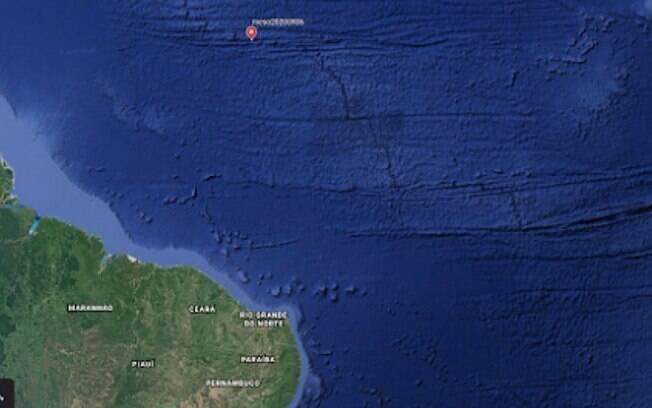 Terremoto atingiu o Ceará