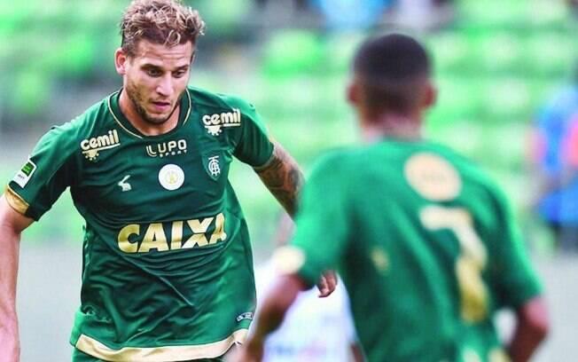 Atacante Rafael Moura terminou o ano de 2018 no América-MG