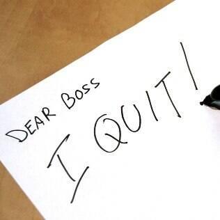Aviso prévio é exigido em rescisões sem justa causa ou pedidos de demissão
