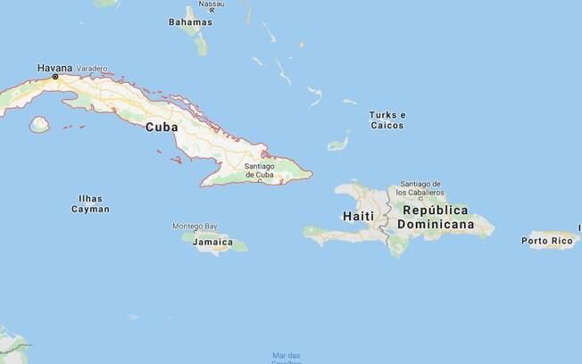 Ilha de Cuba foi a mais atingida pelo terremoto