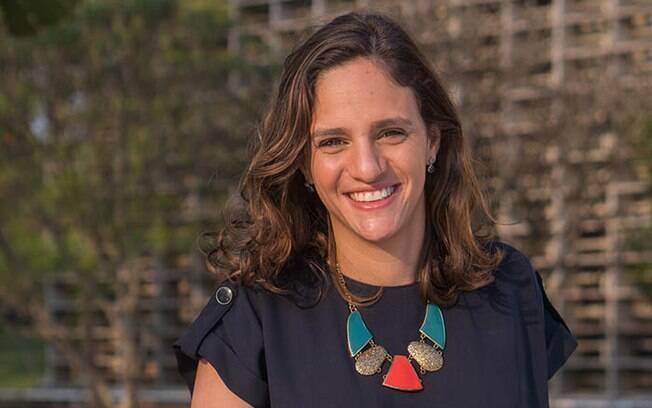 Marina Helou é a candidata à Prefeitura de São Paulo pela REDE
