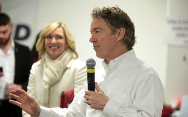 Senador republicano Rand Paul