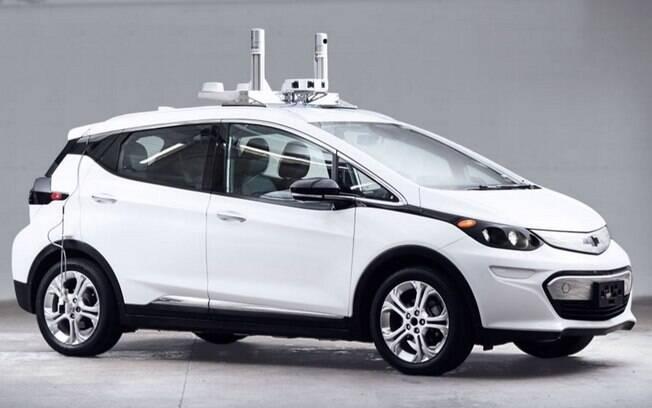A Lyft, concorrente da Uber nos transporte por aplicativo, tem uma parceria com a GM para desenvolver carros autônomos