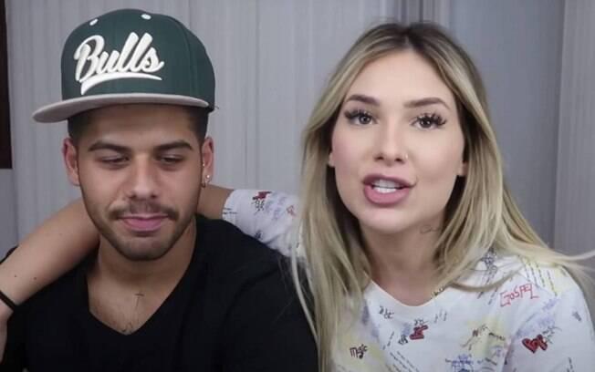 Zé Felipe e Virgínia Fonseca