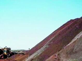 Complexo minerário Serra Azul em MG está com atividades paradas