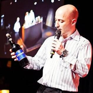 Cerveja especial é o novo vinho, diz Robson Grespan
