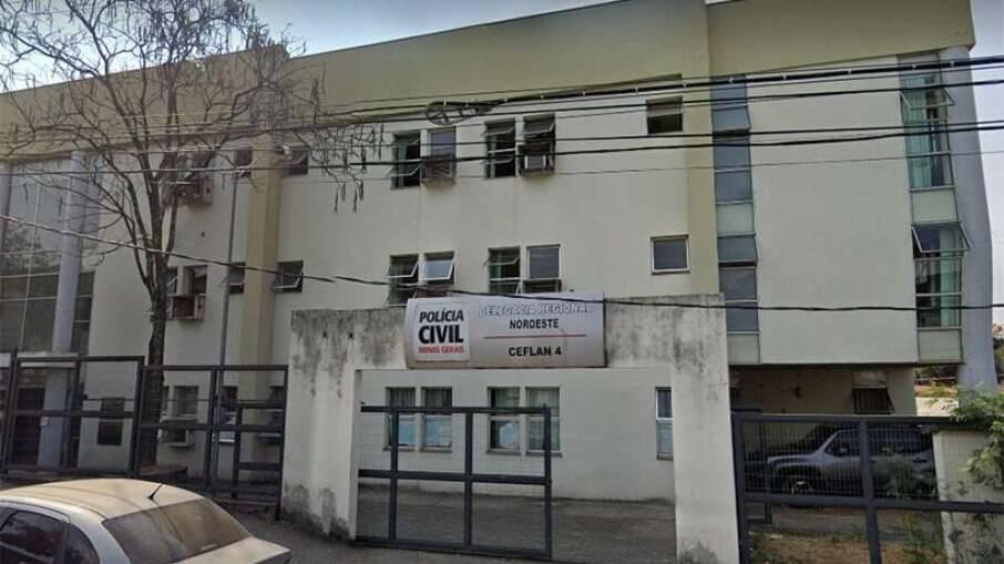 O assaltante foi encaminhado para Central de Flagrantes 4 da Polícia Civil (Ceflan 4)