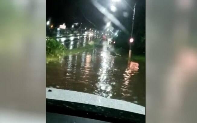 Chuva de ontem foi de 52,2 milímetros em Campinas