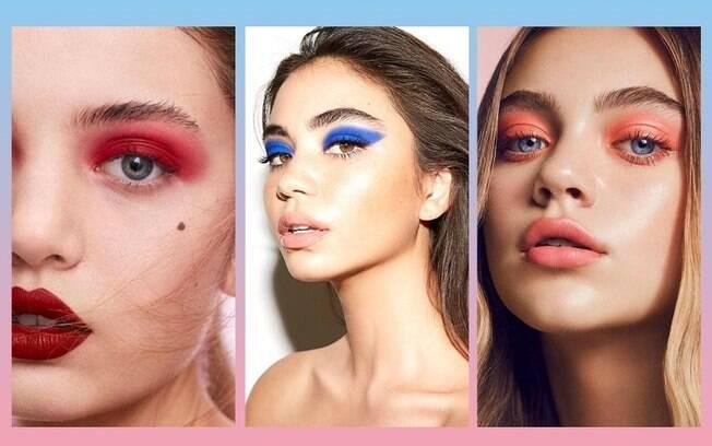 Maquiagem monocromática: descubra a versatilidade das cores