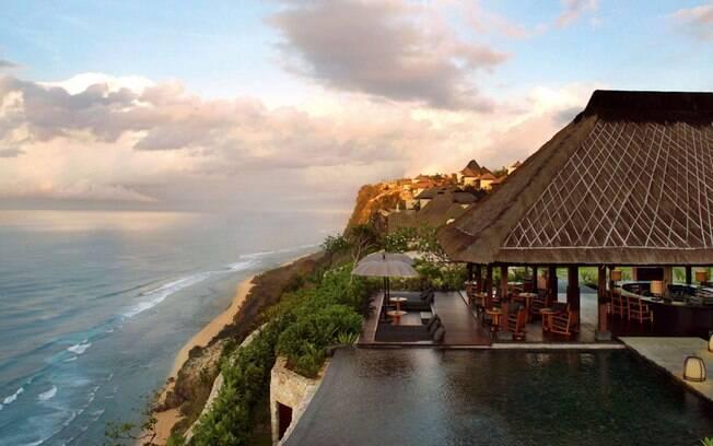 Bvlgari Resort Bali está entre as opções de hotéis de luxo espalhados pelo mundo; confira suas características