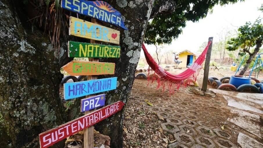 Turismo rural costuma ser feito em regiões afastadas
