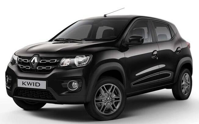 Renault Kwid: ressurgiu das cinzas e conseguiu o quinto lugar nas vendas de fevereiro, ficando entre Polo e Gol