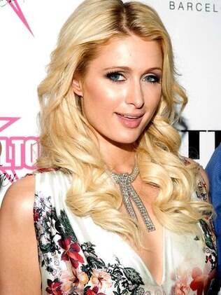 Paris Hilton: sem trabalho?