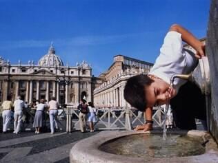 Há muitas opções divertidas para crianças em Roma e arredores