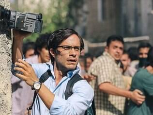 '180 Dias', que estreia, conta o drama do jornalista Maziar Bahri (Gael García Bernal), preso no Irã acusado de espionagem
