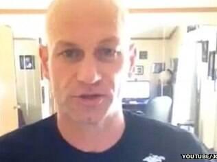 John Berlin pediu ao Facebook vídeo de retrospectiva de seu filho