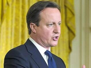 Gabinete de Cameron havia dito que cortes eram por segurança