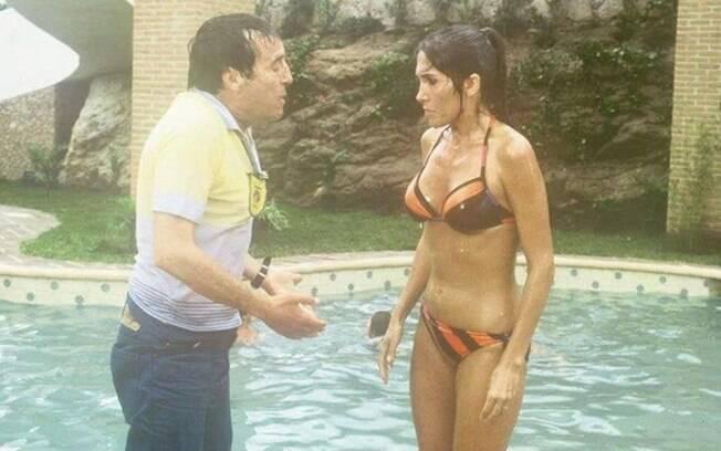 Roberto e Florinda Meza