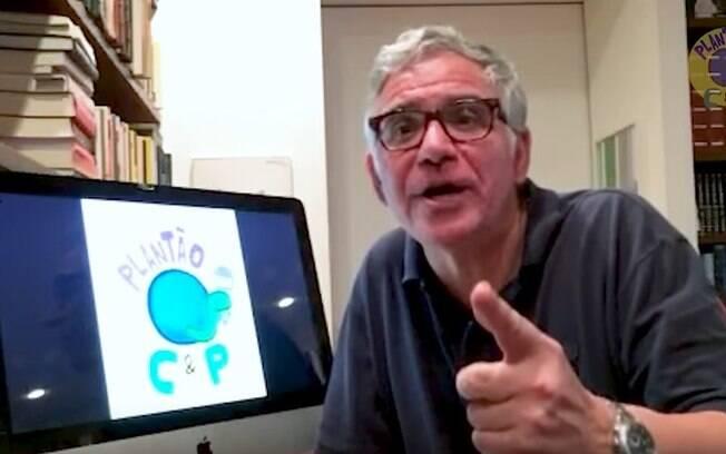 Hubert fala ao iG Gente: Casseta & Planeta em todas as plataformas
