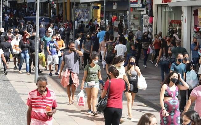 Região de Campinas tem 10,5 mil óbitos de covid-19 e 361 mil casos