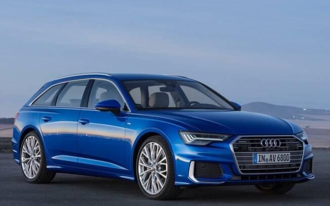 A station wagon Audi A6 Avant reúne toda a supremacia da marca alemã, incluindo versões com tecnologia híbrida