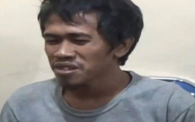 Pai identificado somente como HB, de 28 anos, afirmou ter matado a criança de quatro anos por ela rejeitar seu afeto