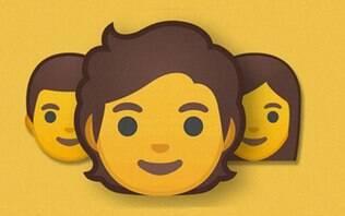 Google lança emoji sem gênero para atualização do Android