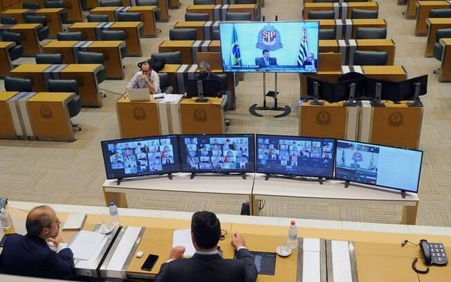 Discussão e votação do PL 351/2020 que altera o feriado de 9 de julho