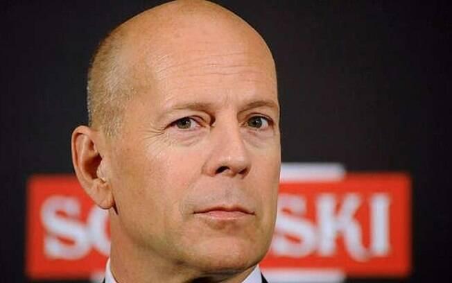 Celebridades que tem mais filhos! O ator Bruce Willis é pai de cinco filhos
