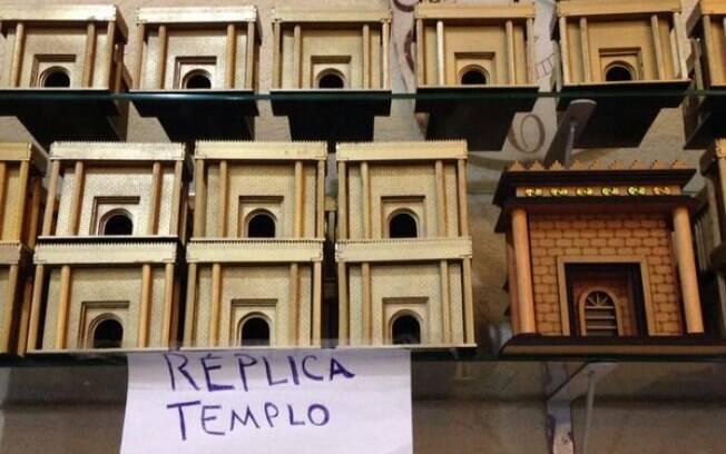 Resultado de imagem para templo de salomão em brasília