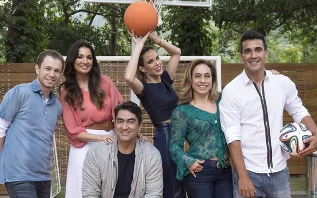 'É de Casa' fica três horas no ar durante as manhãs de sábado na Globo