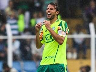 Palmeiras só empata