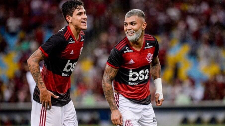Renato Gaúcho revelou que tentou contratar Pedro e Gabigol para o Grêmio