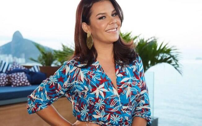 Fernada Souza abriu mão da carreira de atriz para se dedicar a um talk-show diferente e deu certo