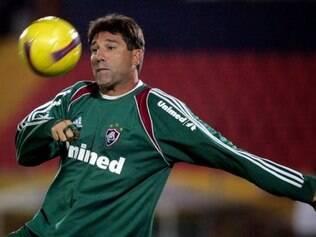 Renato Gaúcho elogiou o elenco do Fluminense