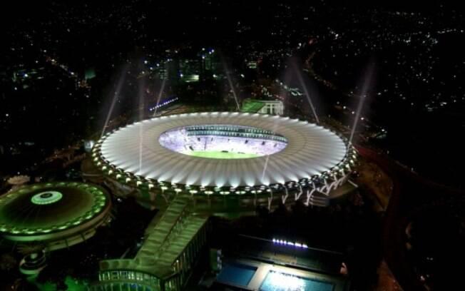 Sistema de iluminação que será instalado no  Maracanã também foi usado nos Jogos de Londres