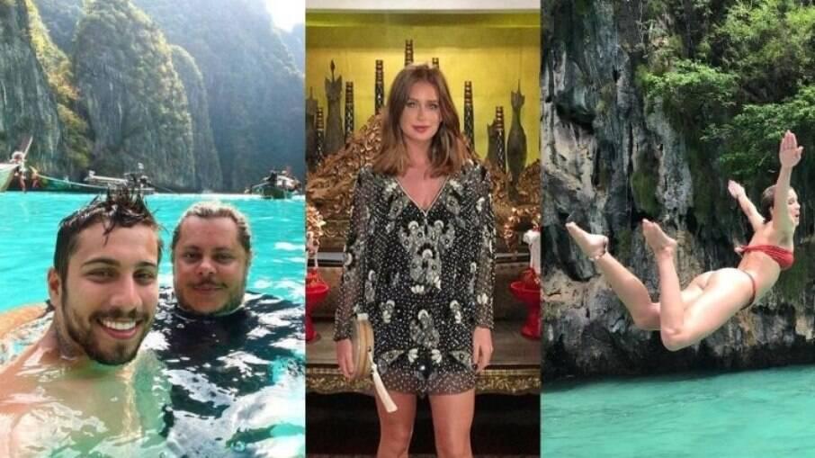 Tailândia chama a atenção pelos cenários paradisíacos
