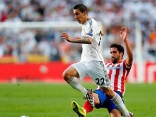 Di María foi peça fundamental na final da Liga dos Campeões para a conquista do Real Madrid