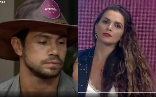 Mariano e Luiza Ambiel