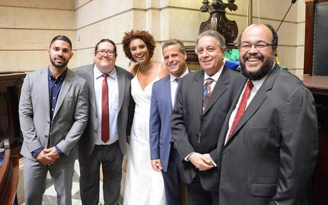 Marielle havia sido nomeada como relatora da comissão da Câmara que vai acompanhar a intervenção federal no RJ