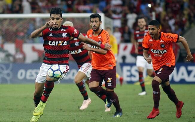 Flamengo x Athletico-PR não terá transmissão na televisão