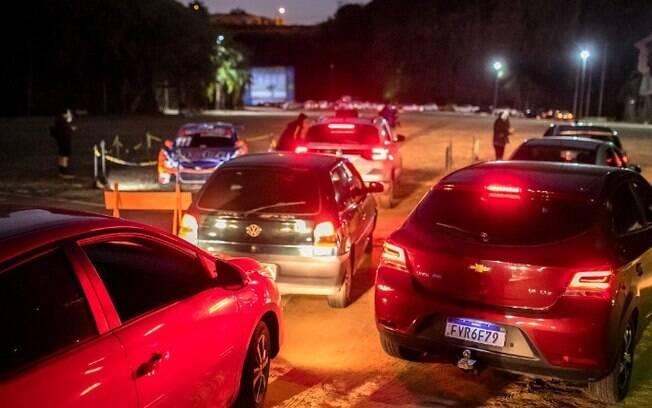 Campinas terá sessões gratuitas de cinema drive-in no fim de semana