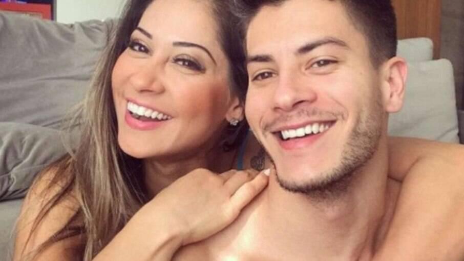 Mayra Cardi desabafa sobre reconciliação com Arthur Aguiar