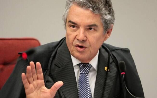 Marco Aurélio Mello, ministro do Supremo, fez críticas aos embargos da Câmara dos Deputados