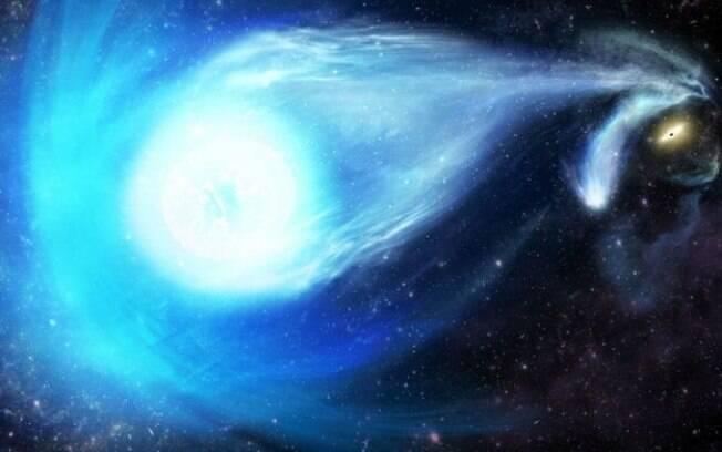 Velocidade atingida deverá levá-la para fora da Via Láctea
