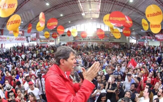 Ex-prefeito de Sâo Paulo Fernando Haddad alega que sua gestão contrariou interesses da construtora UTC Engenharia