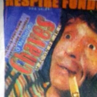 Drogas eram embaladas com fotos do personagem de TV mexicana