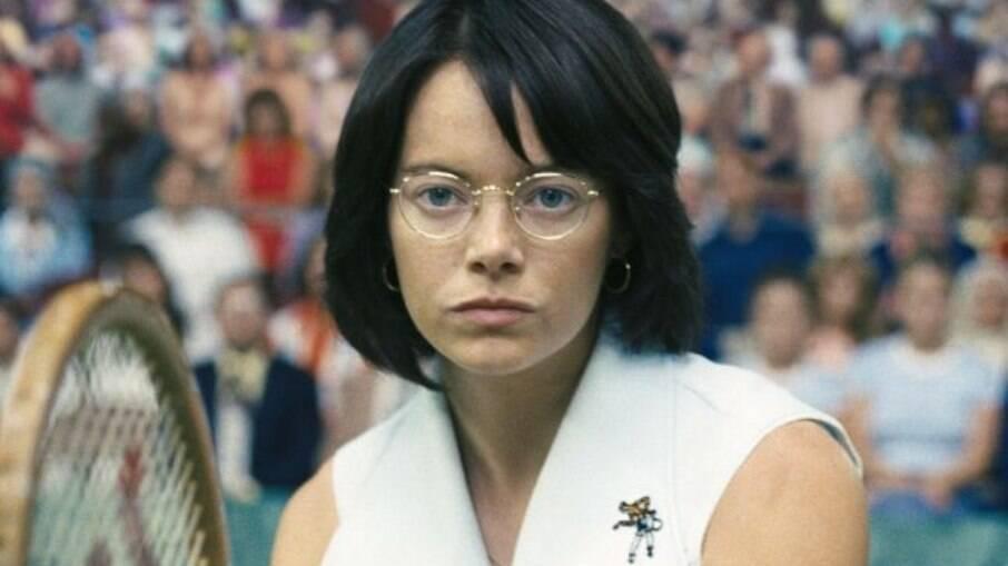 A tenista Billie Jean King lutou para que mulheres e homens tivessem o mesmo pagamento na modalidade