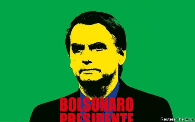 Jair Bolsonaro pode ser um presidente desastroso, alerta The Economist